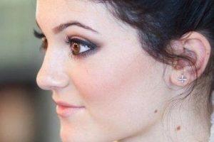 La joven también se iniciaba en el arte del maquillaje. Foto:vía myspace.com/kyliejennerkardashian. Imagen Por: