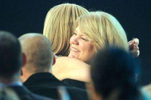 Swift no mencionó qué tipo de cáncer padece su madre, ni el pronóstico médico. Foto:Getty Images. Imagen Por: