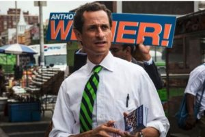Anthony Weiner Foto: Getty Images. Imagen Por: