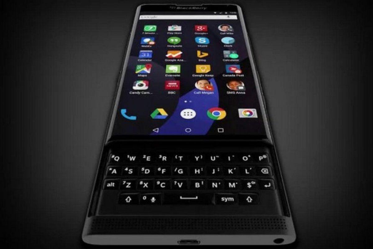 BlackBerry Priv estará a la venta a finales de año. Foto:BlackBerry. Imagen Por: