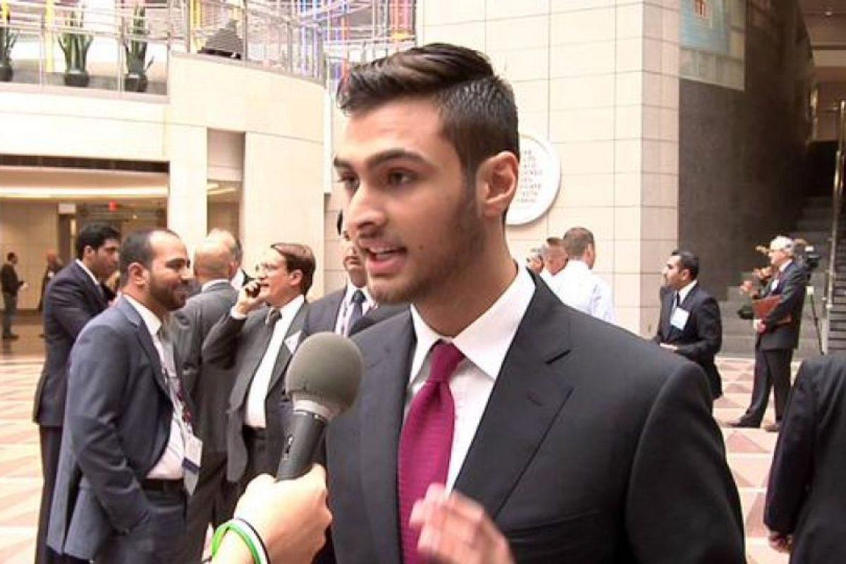 Majed Abdulazis Al-Saud, de 29 años, es acusado de haber forzado a la trabajadora a realizarle sexo oral. Foto:Twitter.com/BBhuttoZardarii. Imagen Por: