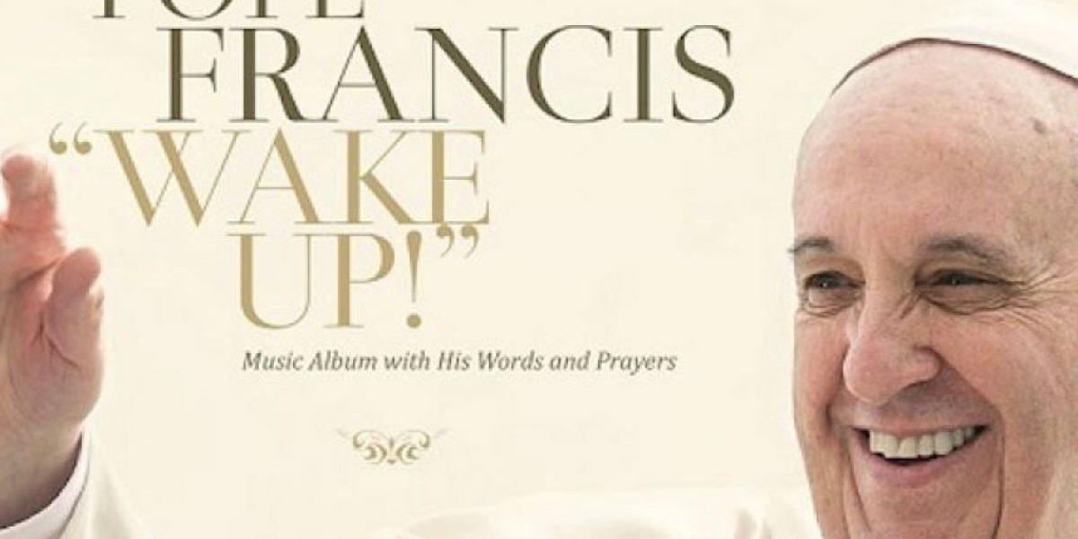 El papa Francisco lanza su primer álbum como una verdadera estrella de rock