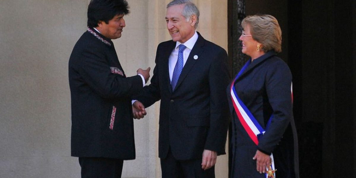 Heraldo Muñoz descarta reunión entre Bachelet y Evo Morales