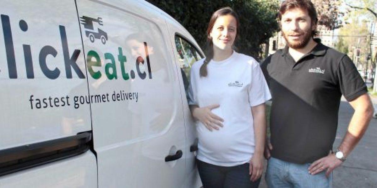 Clickeat: servicio delivery gourmet en 20 minutos