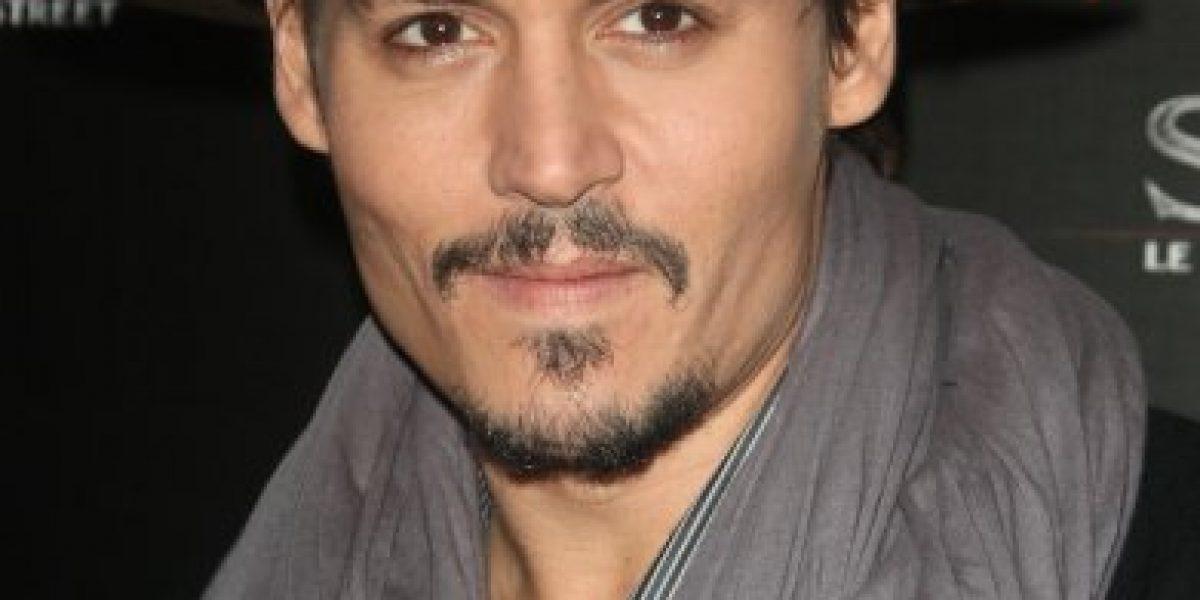 Fotos: Así fue como Johnny Depp decayó a través de los años