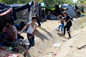 Tan solo en 2015, cerca de 500 mil personas han cruzado ilegalmente hacia Europa Foto:Getty Images. Imagen Por: