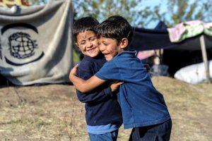 5.6 millones de niños que sufren situaciones extremas dentro de Siria: pobreza, desplazamiento y estado de sitio. Foto:Getty Images. Imagen Por: