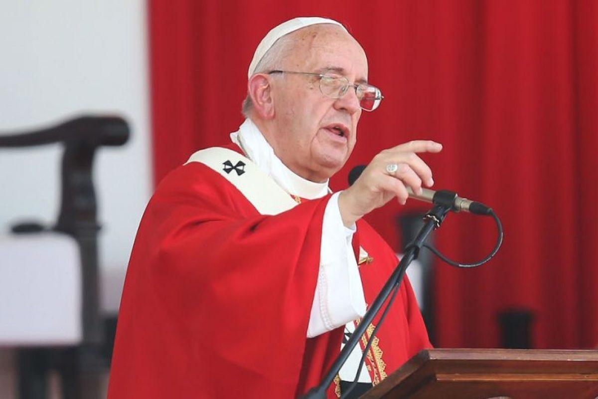 El Papa visitó este viernes la Organización de las Naciones Unidas en nueva York. Foto:Getty Images. Imagen Por: