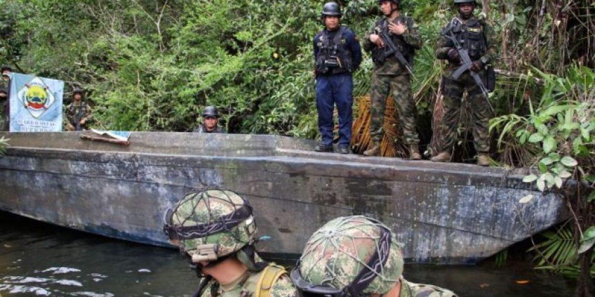 "Hallan ""narcosubmarino"" con capacidad para cinco toneladas de cocaína"