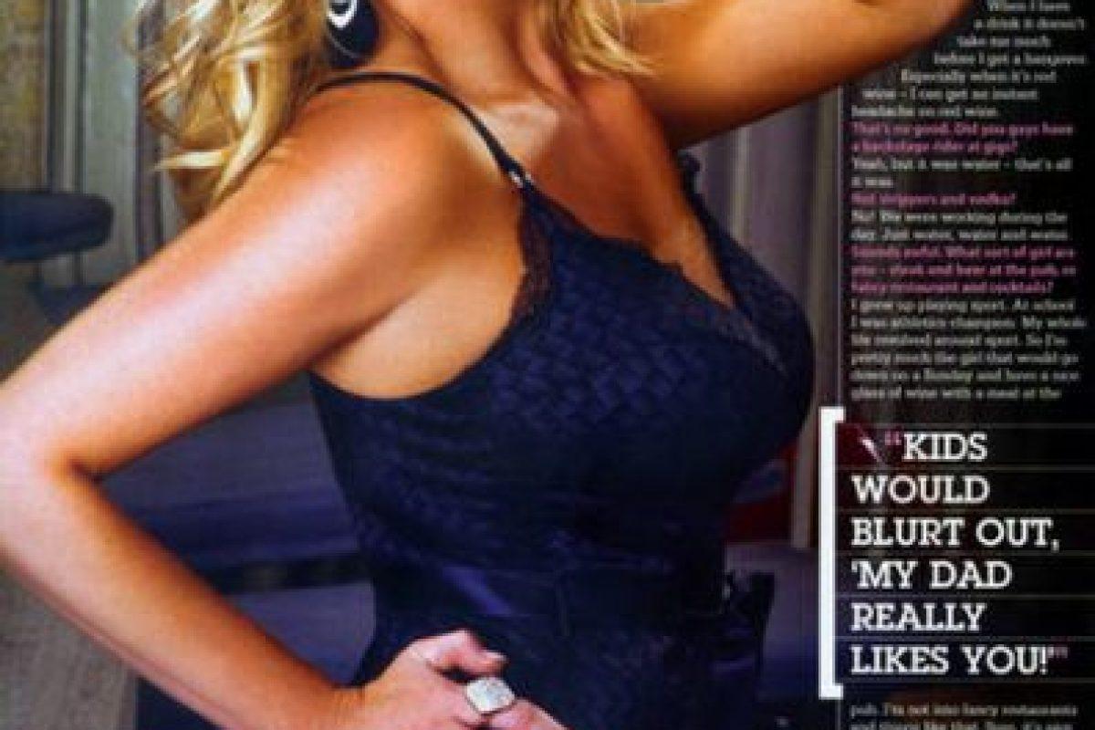 La actriz aseguró que las fotografías le ayudaron a reencontrarse con su mujer interna. Foto:Ralph Magazine. Imagen Por: