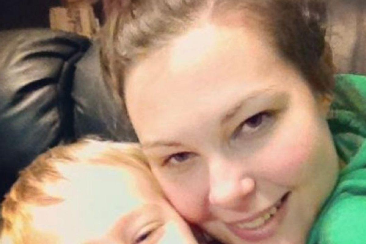 """""""El dolor era peor que el parto"""", declaró la mujer al Dailymail. Foto:vía Facebook/Joelene Gilchrist. Imagen Por:"""