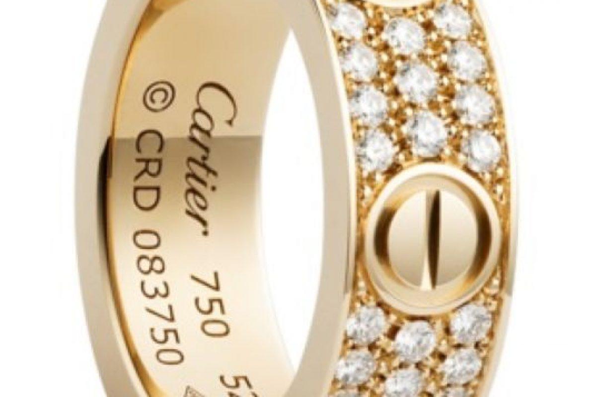También adicta a las joyas caras. Foto:vía Cartier. Imagen Por: