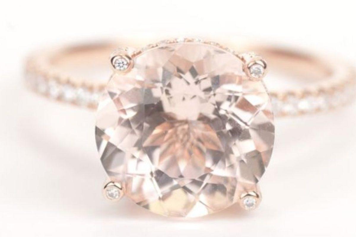 Tuvo un diamante rosado de 25,78 kilates perteneciente a la antigua primera dama argentina. Foto:vía Pinterest. Imagen Por: