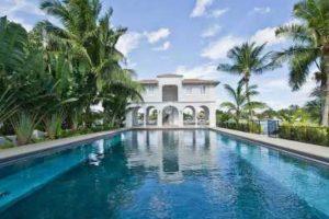 Tenía una mansión en Miami. Foto:vía Micasaenflorida.com. Imagen Por: