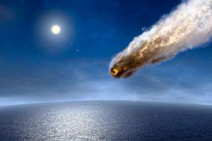 Aunque el temor mundial se acrecentó por el supuesto asteroide que caería (y no cayó), esto es lo que podría pasar si el asteroide que mató a los dinosaurios cayera en la Tierra. Foto:vía Astroart. Imagen Por: