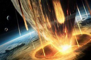 Seguido a esto, los retos del impacto se esparcirían por la atmósfera terrestre. Los restos del meteorito viajarían en pocas horas a todas las ciudades del planeta. Foto:vía Astroart. Imagen Por: