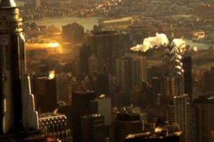 Ninguna ciudad se salvaría del colapso y ardería en cuestión de horas. Foto:vía Astroart. Imagen Por: