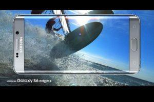 Mejoras en display, pantalla HD de 5.67 pulgadas Foto:Samsung. Imagen Por: