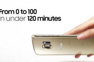 Reducción en los tiempos de carga (Solo 120 minutos para la carga total) Foto:Samsung. Imagen Por: