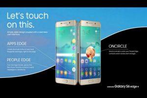 Apps Edge: nueva función de preferencias para las aplicaciones dentro del sistema Foto:Samsung. Imagen Por: