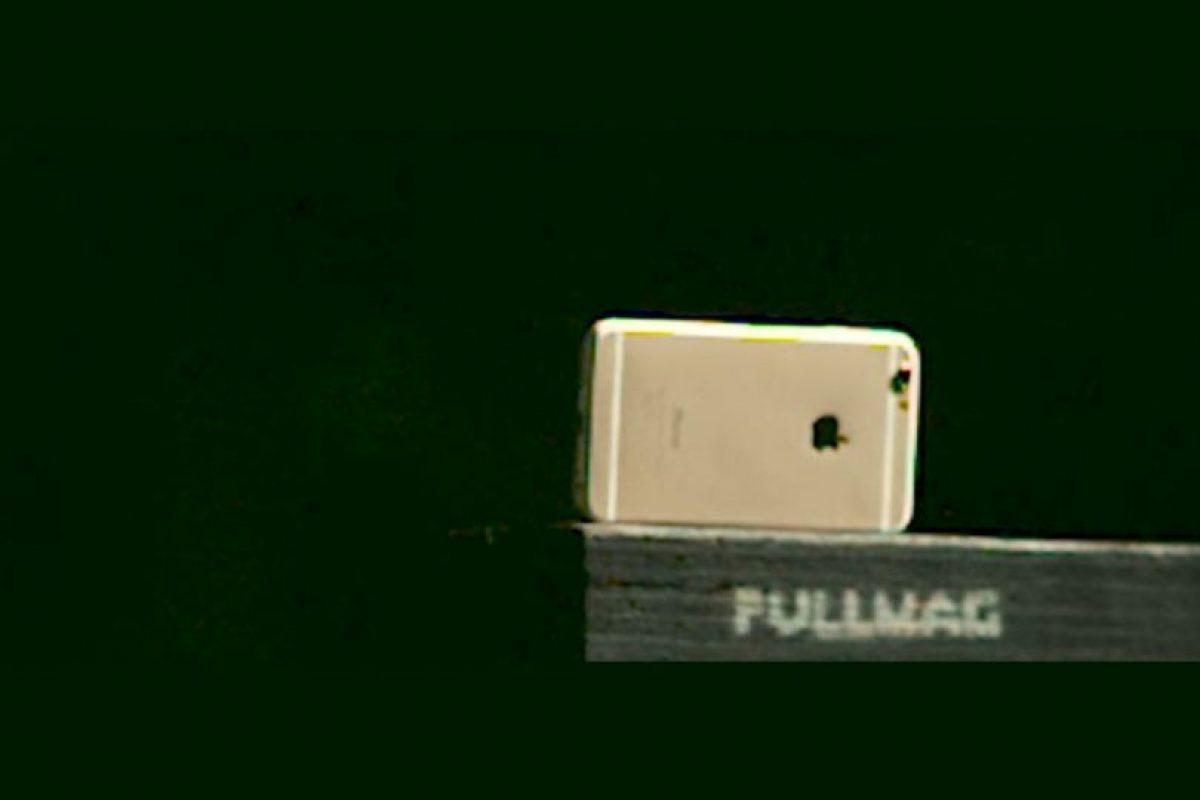 El dispositivo quedó completamente destruido Foto:FullMag. Imagen Por: