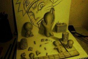 Foto:Tumblr.com/Tagged-dibujo-3d. Imagen Por: