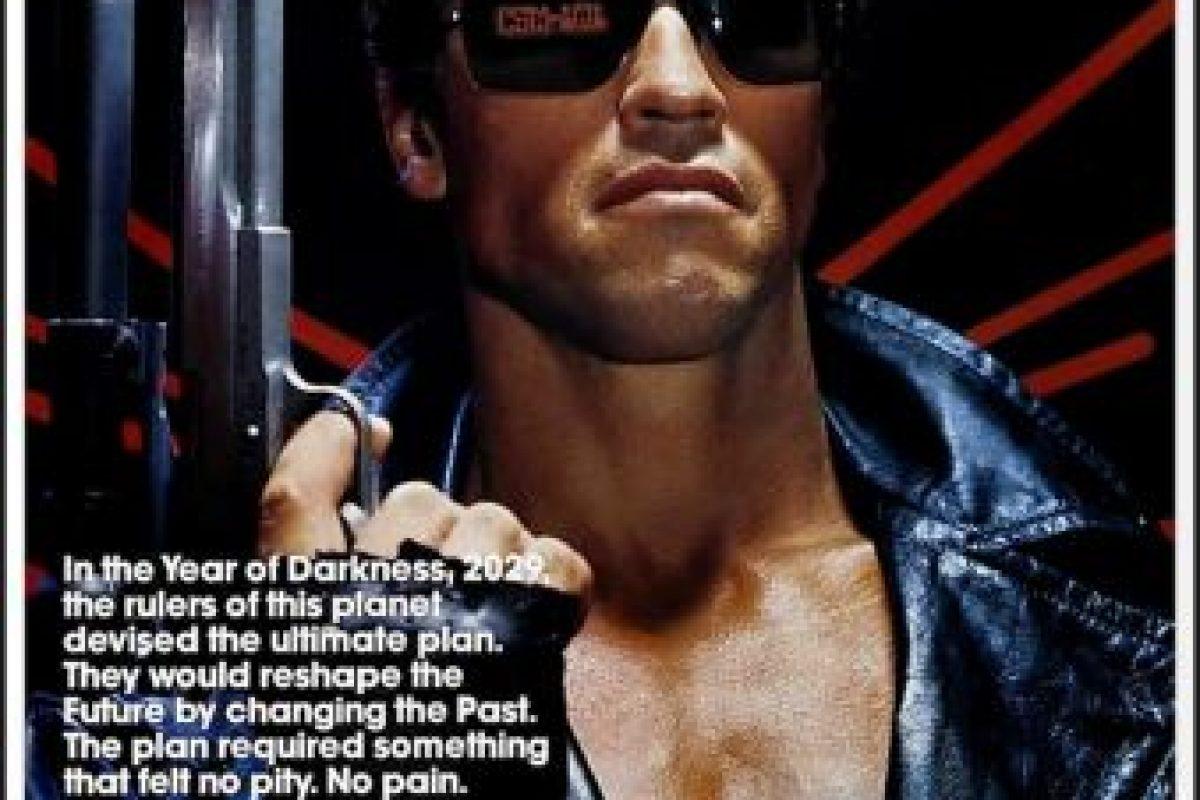 En un futuro posapocalíptico, las máquinas tiranas teletransportan un cyborg a 1984 para matar al líder rebelde de la humanidad Foto:Hemdale Film/Metro Goldwyn Mayer. Imagen Por: