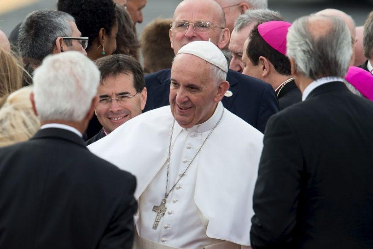 Hoy se llevará acabo el encuentro para la libertad religiosa con la comunidad hispana Foto:AFP. Imagen Por: