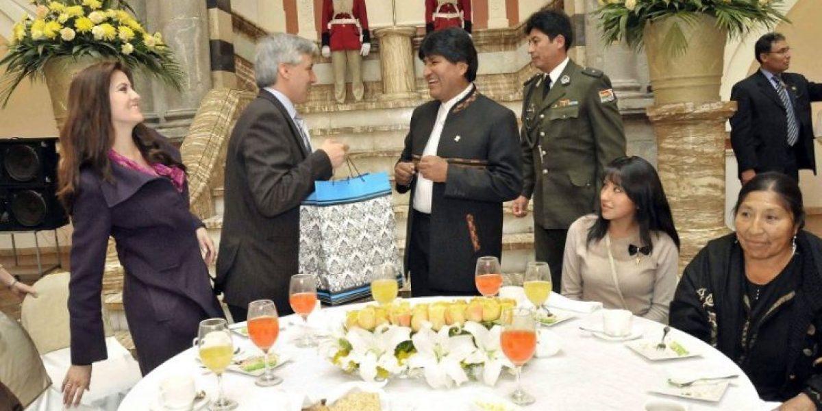 Hija de Evo Morales responde a la diplomacia chilena: