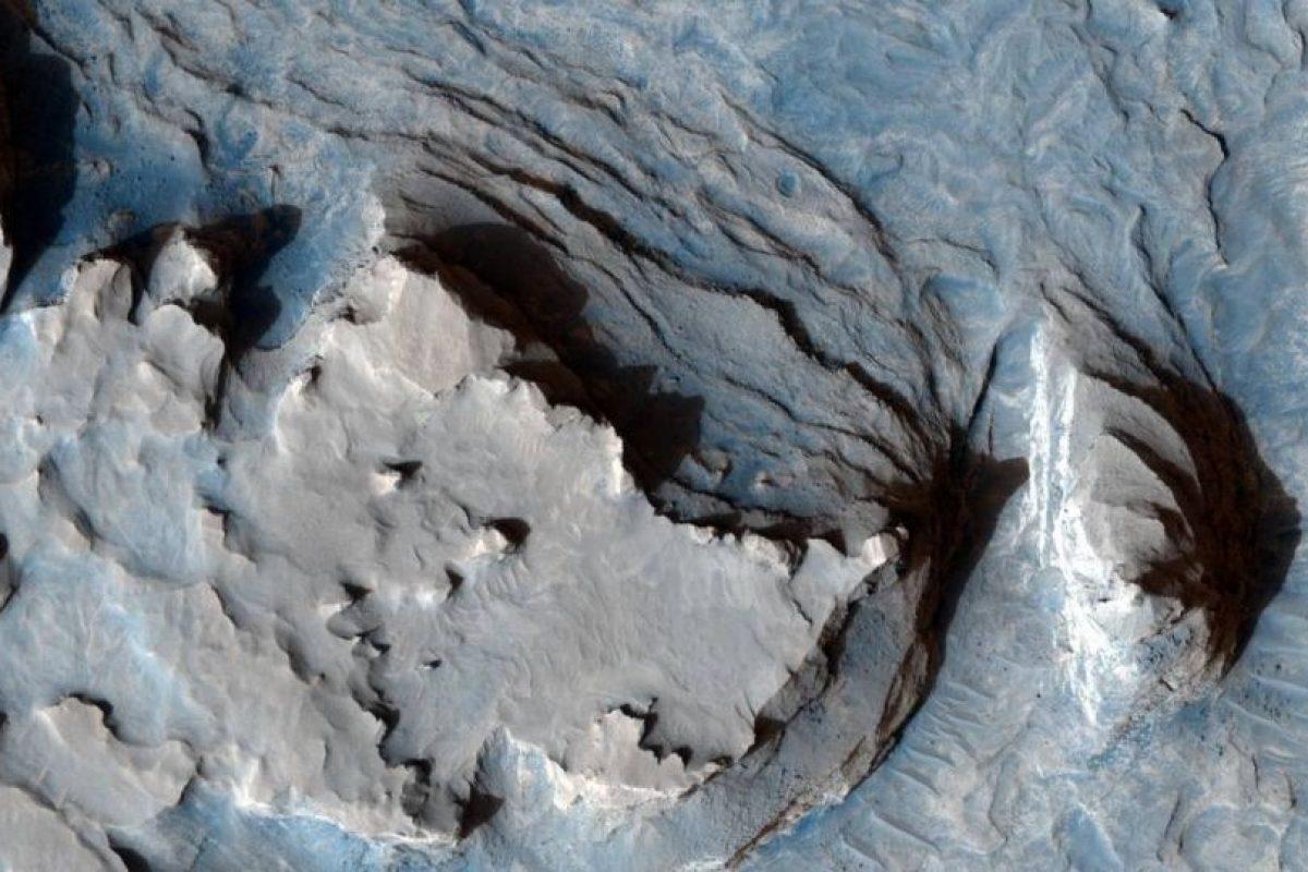 En muchos aspectos se le compara con la Tierra. Foto:Vía nasa.gov. Imagen Por: