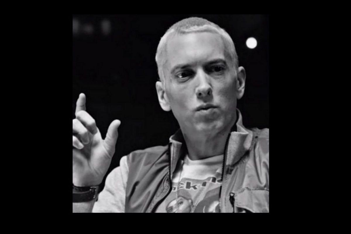 """13. """"Mockingbird"""" de """"Eminem"""" (36 millones 65 mil 242 reproducciones) Foto:Instagram. Imagen Por:"""