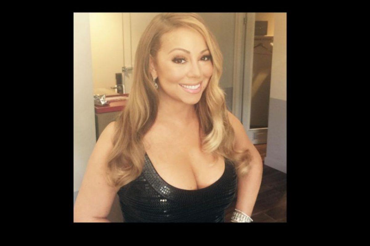 """12. """"All I Want For Christmas is You"""" de Mariah Carey (36 millones 253 mil 472 reproducciones) Foto:Instagram. Imagen Por:"""