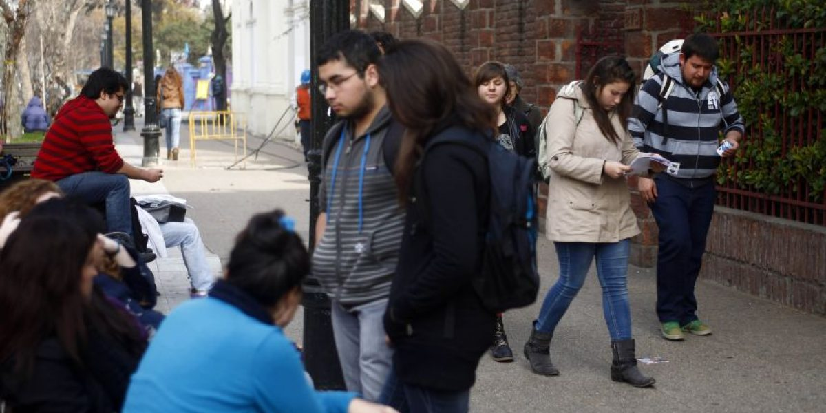 Fuerte reducción de presupuesto para la gratuidad universitaria