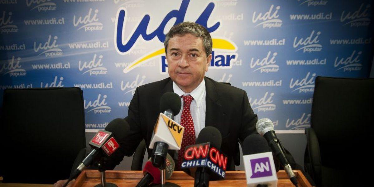 Senador Coloma: es el momento para que Chile se retire del Pacto de Bogotá