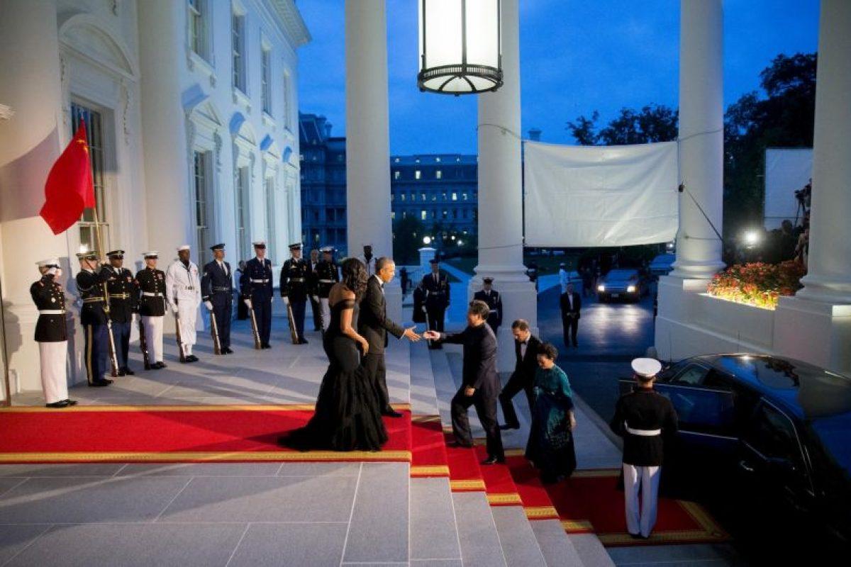 Hubo mucha elegancia. Foto:AP. Imagen Por: