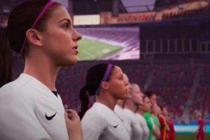 1) Se puede jugar con mujeres. Foto:EA Sports. Imagen Por: