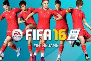 Por primera vez en su historia, FIFA 16 permite jugar con Selecciones femeninas, aunque no hay modalidad de hombres contra mujeres. Foto:EA Sports. Imagen Por: