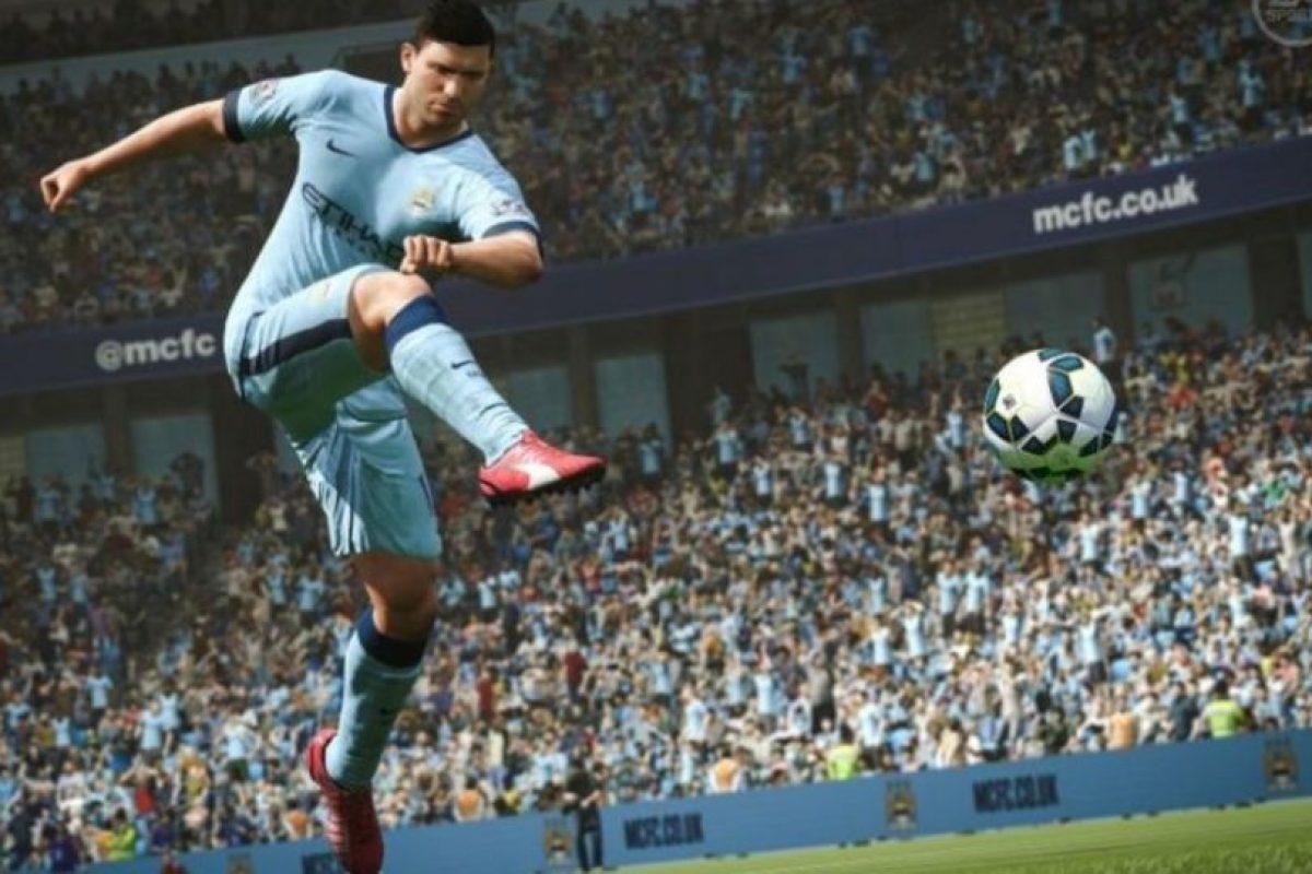 10) Definición con mayor técnica. Foto:EA Sports. Imagen Por: