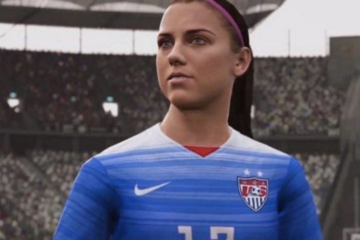 Los detalles de los futbolistas, estadios, afición, uniformes y jugadas se ha elevado para dar una mejor experiencia de juego. Foto:EA Sports. Imagen Por:
