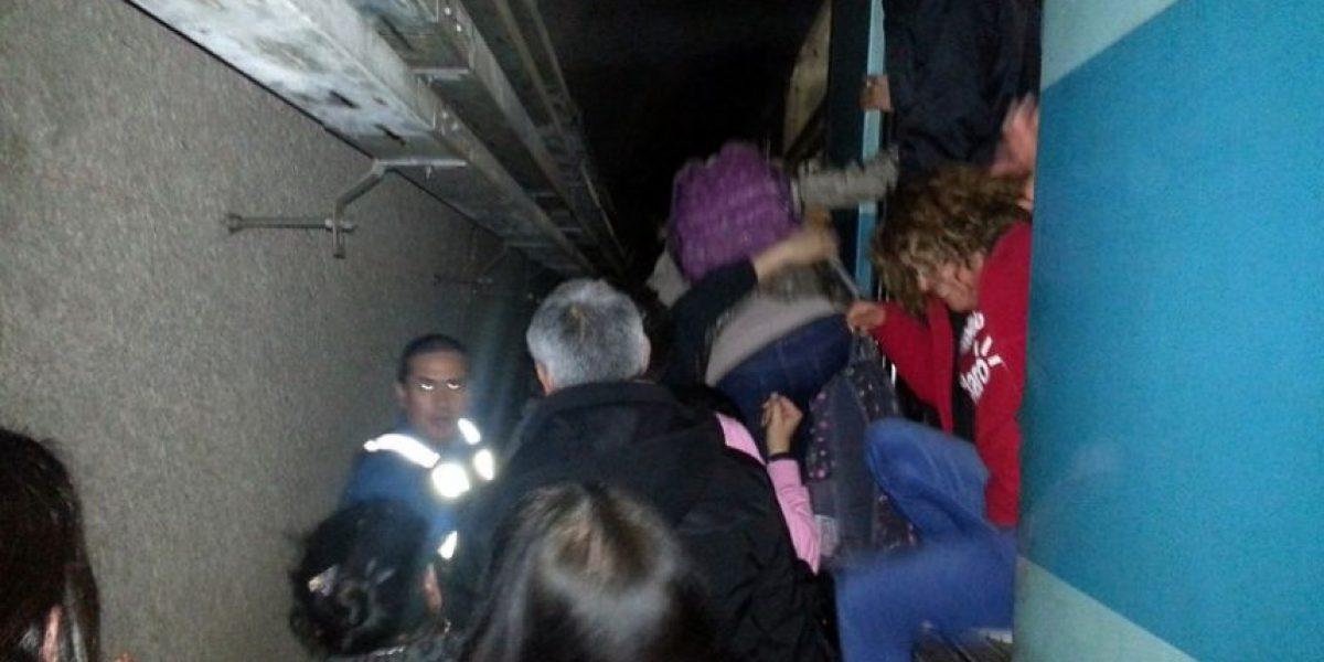 Nuevo revés para Metro: Carabineros rechaza su plan de seguridad