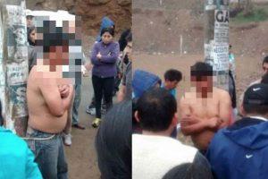 """Se llaman """"Chapa tu Choro"""" y están en varias ciudades del país. Foto:vía Facebook/Chapa tu Choro. Imagen Por:"""