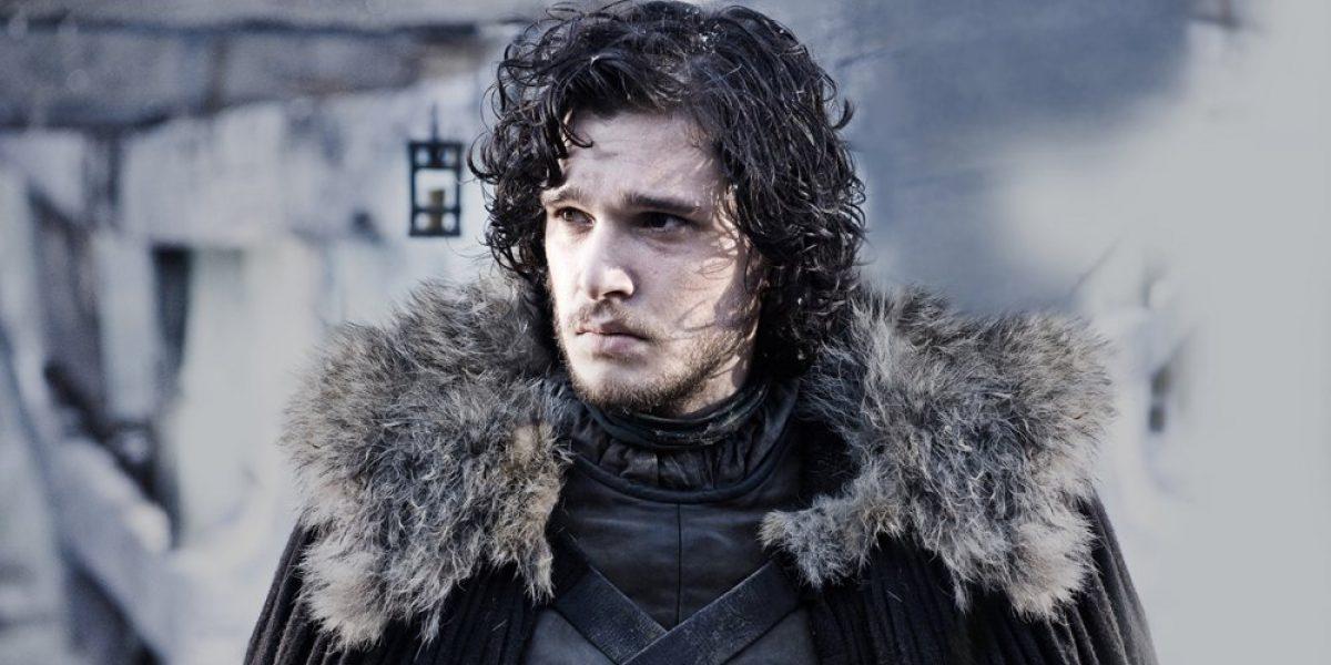 SPOILER ALERT: imagen revela destino de Jon Snow en
