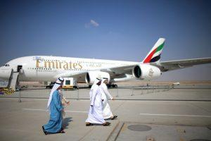 Las empresas que son dueñas de este avión incluyen compañías europeas y asiáticas. Foto:Getty Images. Imagen Por: