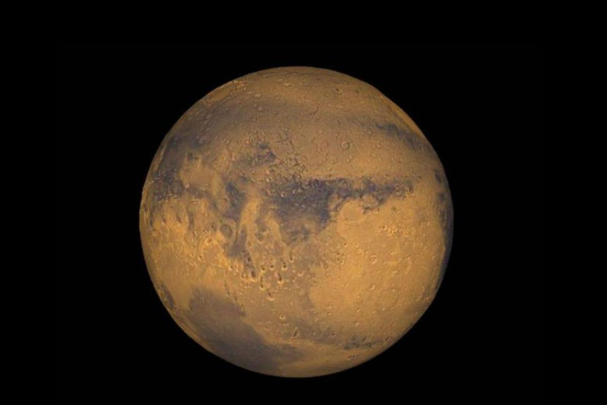 Con la que la agencia ha explorado al planeta. Foto:Vía nasa.gov. Imagen Por:
