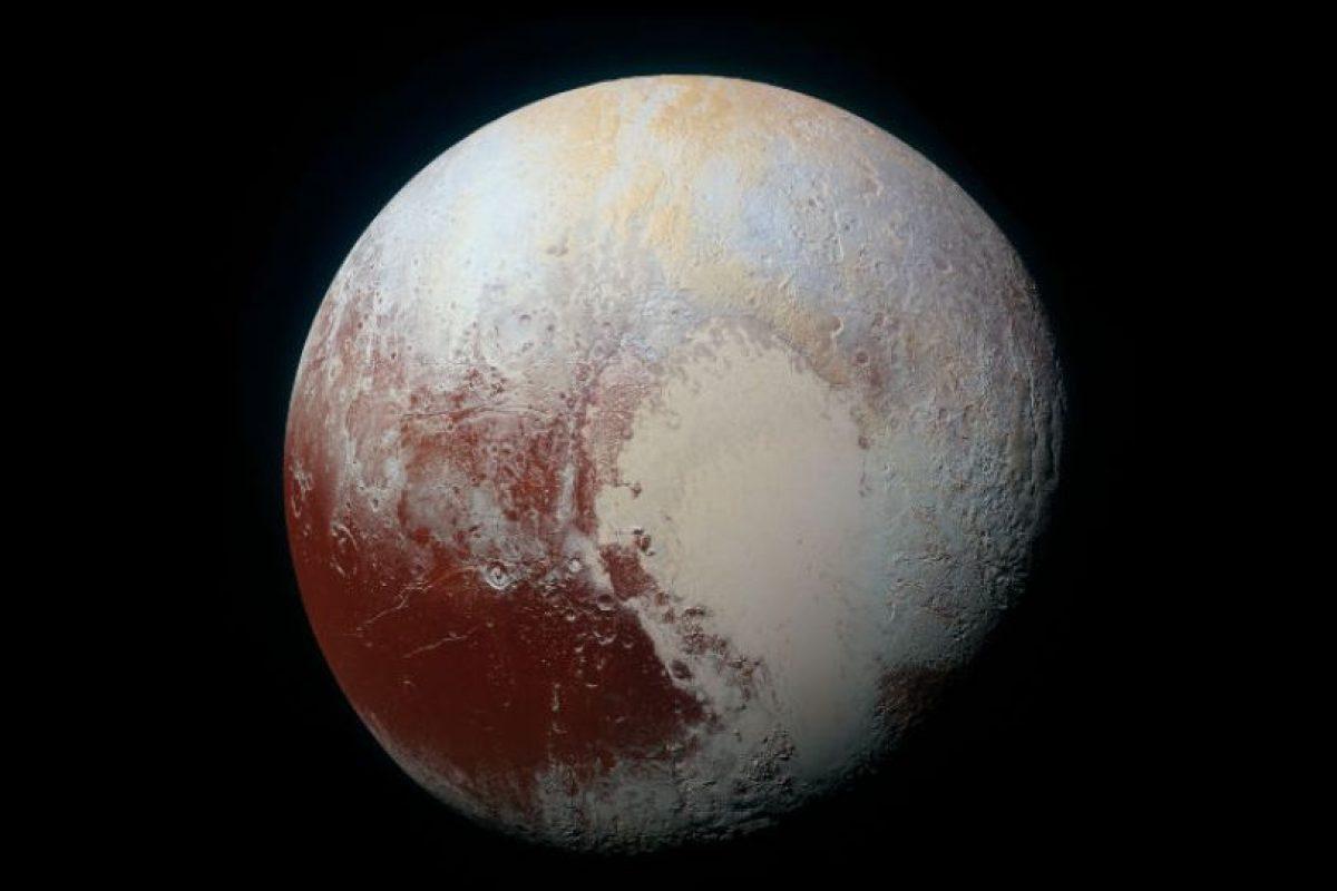 Las nuevas imágenes muestran la gama de colores del planeta. Foto:Vía nasa.gov. Imagen Por: