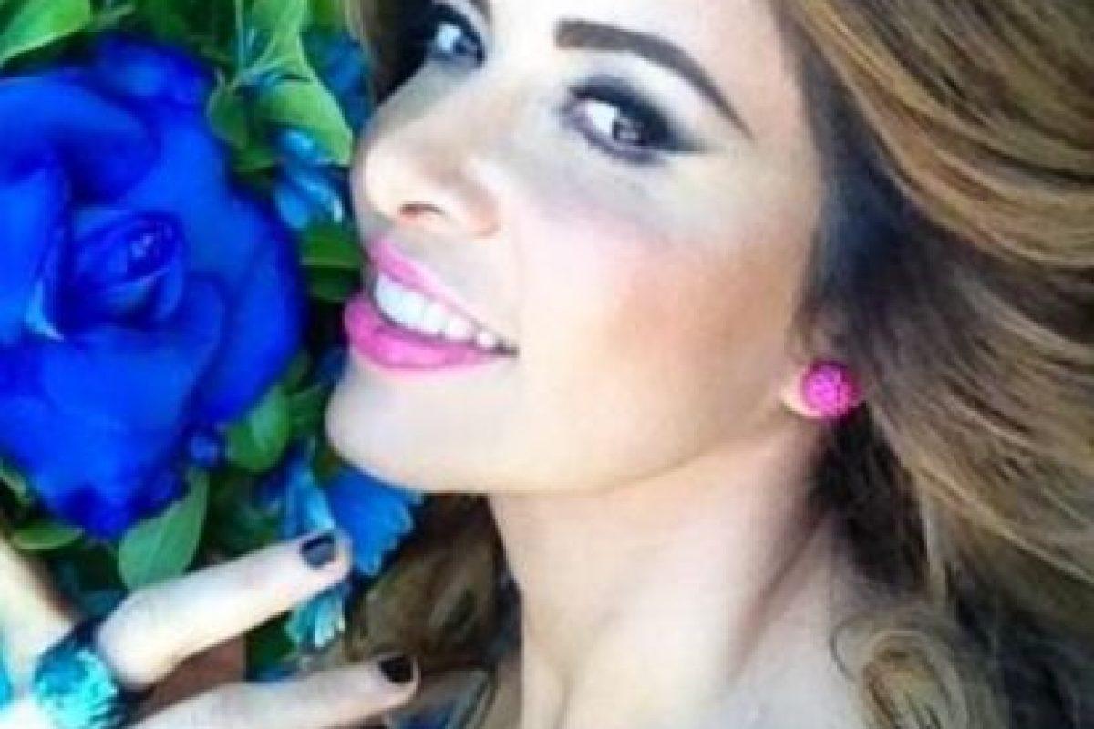 5. La cantante mexicana Gloria Trevi desmiente tener parálisis por usar botox Foto:Twitter. Imagen Por: