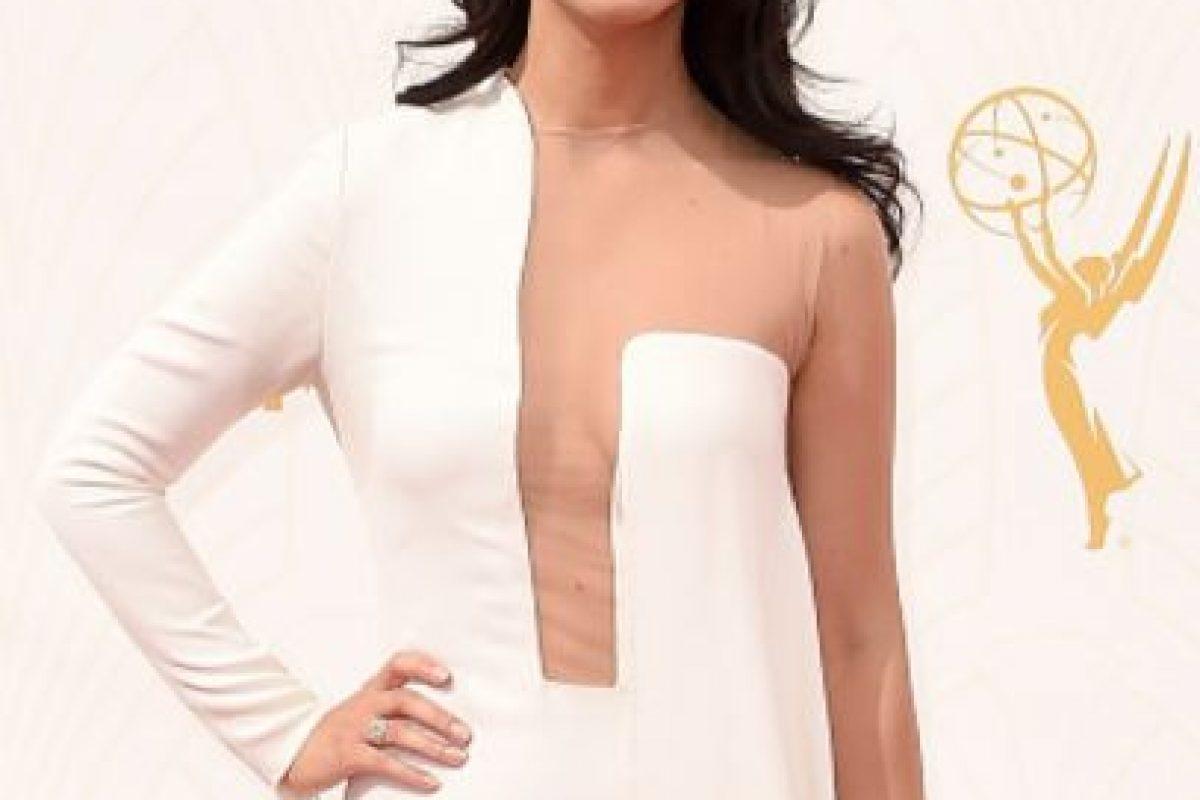 Nazarin Boniadi quiso ser Lady Gaga. Foto:vía Getty Images. Imagen Por: