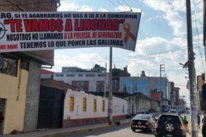 Esto, debido a que a los delincuentes los dejan libres luego de ser capturados. Foto:vía Facebook/Chapa tu Choro. Imagen Por: