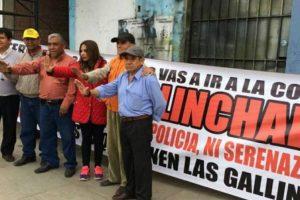 Por eso, la gente se ha organizado y ha tomado justicia por su propia mano. Foto:vía Facebook/Chapa tu Choro. Imagen Por: