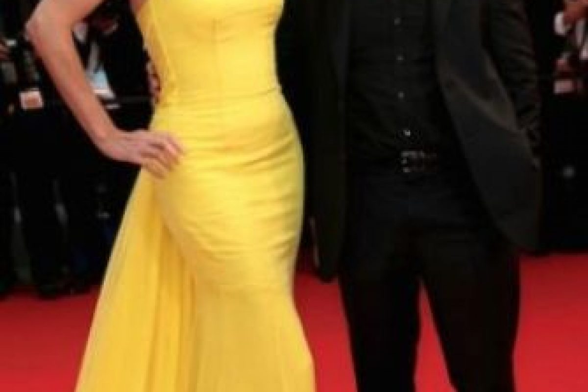 Charlize Theron y Sean Penn Foto:Getty Images. Imagen Por:
